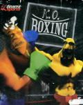 K.O. Boxing Windows Front Cover