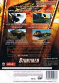 Stuntman PlayStation 2 Back Cover