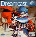 Time Stalkers Dreamcast Front Cover