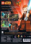 LEGO Star Wars: The Video Game Windows Back Cover