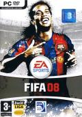 FIFA Soccer 08 Windows Front Cover