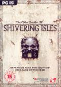 The Elder Scrolls IV: Shivering Isles Windows Front Cover