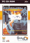 Millennium Soldier: Expendable Windows Front Cover