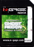 Tom Clancy's Ghost Recon: Jungle Storm N-Gage Media