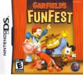 Garfield's Fun Fest Nintendo DS Front Cover