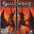 Shadowbane:  The Rise of Chaos Macintosh Front Cover