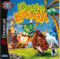 Ooga Booga Dreamcast Front Cover