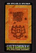 Knight Lore ZX Spectrum Front Cover