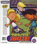 Backyard Soccer MLS Edition Macintosh Front Cover