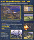 Microsoft Combat Flight Simulator: WWII Europe Series Windows Inside Cover Back Flap Right