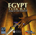 Egypt 1156 B.C.: Tomb of the Pharaoh Macintosh Front Cover