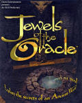 Jewels of the Oracle Macintosh Front Cover