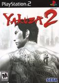 Yakuza 2 PlayStation 2 Front Cover