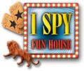 I Spy Fun House Windows Front Cover