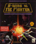 Star Wars: X-Wing Vs. TIE Fighter Windows Front Cover