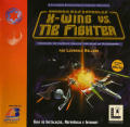 Star Wars: X-Wing Vs. TIE Fighter Windows Other Jewel Case - Front