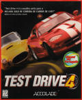 Test Drive 4 Windows Front Cover