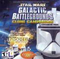 Star Wars: Galactic Battlegrounds - Clone Campaigns Windows Other Jewel Case - Front
