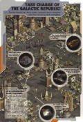 Star Wars: Galactic Battlegrounds - Clone Campaigns Windows Inside Cover Left Flap