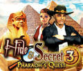 Hide & Secret 3: Pharaoh's Quest Windows Front Cover