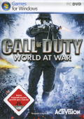 Call of Duty: World at War Windows Front Cover
