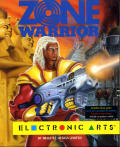 Zone Warrior Amiga Front Cover