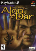 The Legend of Alon D'ar PlayStation 2 Front Cover