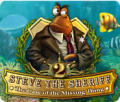 Steve the Sheriff 2: The Case of the Missing Thing Windows Front Cover