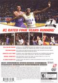 College Hoops NCAA 2K7 PlayStation 2 Back Cover