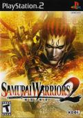 Samurai Warriors 2 PlayStation 2 Front Cover