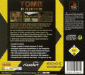 Tomb Raider PlayStation Back Cover