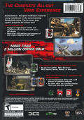 Battlefield 2: Complete Collection Windows Back Cover