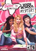 The Barbie Diaries: High School Mystery Windows Front Cover