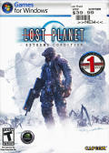 Lost Planet: Extreme Condition Windows Front Cover