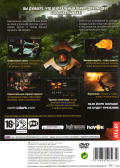 Alone in the Dark PlayStation 2 Back Cover