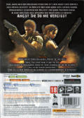 Resident Evil 5 (Limited Edition) Windows Back Cover