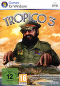 Tropico 3 Windows Other Keep Case - Front