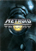 Metroid Prime Trilogy Wii Other Keep Case - Front