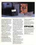 Zork III: The Dungeon Master TRS-80 CoCo Back Cover