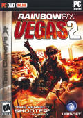 Tom Clancy's Rainbow Six: Vegas 2 Windows Other Keep Case - Front