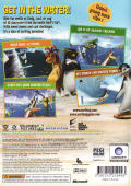 Surf's Up Xbox 360 Back Cover