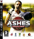 Ashes Cricket 2009 PlayStation 3 Front Cover