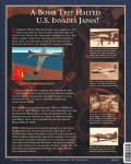 Aces of the Pacific: Expansion Disk - WWII: 1946 DOS Back Cover