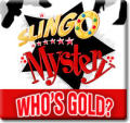 Slingo Mystery: Who's Gold? Windows Front Cover