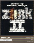 Zork II: The Wizard of Frobozz TRS-80 CoCo Front Cover