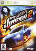 Juiced 2: Hot Import Nights Xbox 360 Front Cover