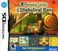 Professor Layton and the Diabolical Box Nintendo DS Front Cover