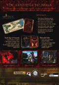 Dark Age of Camelot: Gold Edition Windows Back Cover