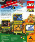 LEGO Stunt Rally Windows Back Cover