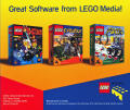 LEGO Stunt Rally Windows Other Jewel Case - Back